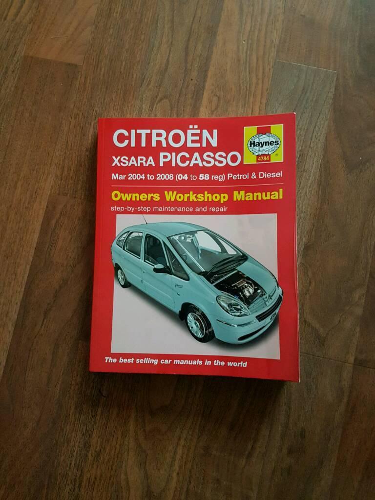Citroen xsara haynes workshop manual