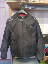 Oxford Size 18 Textile Motorcycle jacket