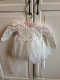 Babies long sleeve special occasion dress