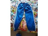 Adidas Cuffed Sweat Pants
