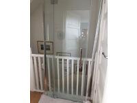 Frameless 900mm shower door