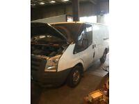 2006 Ford Transit Van For Sale (Spares or Repairs)