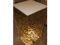 A Display light box