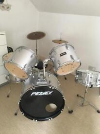 Peavey drum kit - great for beginners