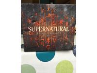 Supernatural season 1-8