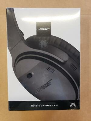 Bose QuietComfort 35 Series II Wireless Noise-Canceling Headphones (Black)