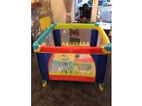 Babylo Jungle Pals Playpen for sale