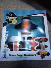 Space buggy binoculars