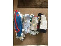 Baby Boy Newborn to 1 Month Clothes Bundle