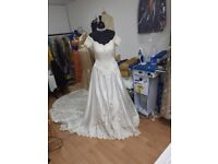 sewing lessons/alterations/dress maker/West London