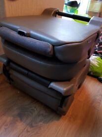 Discovery 2 boot seats