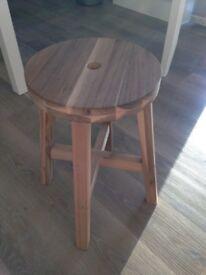 high quality wood stool