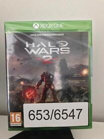 Halo Wars 2 Xbox One Brand New & Sealed