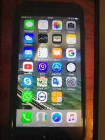 iPhone 7 Plus 128GB malt Black