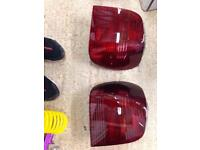 Polo 6n2 Tinted Rear Lights