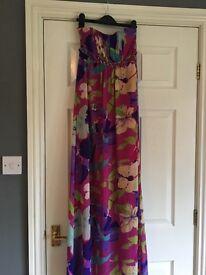 Coast Maxi Dress size 8