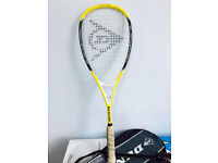 A really nice light weight squash racket, bargain at only £25