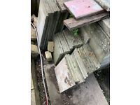 Sawn Indian stone 2cm thick