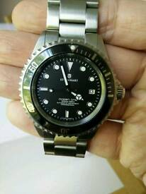 Steinhart automatic divers watch