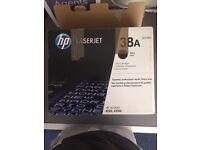 Compatible HP 38A Black LaserJet Toner Cartridge