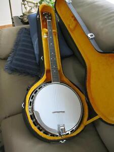 Lida 5 string banjo