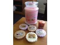 Yankee candle assortment X7
