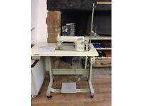 Used Genuine Juki DDL-8700 high speed Industrial Sewing Machine