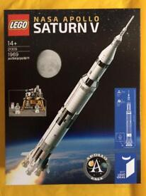 Lego 21309: NASA Apollo Saturn V