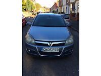 VAUXHALL ASTRA H MK5 1.6 SXI PETROL FOR SALE!!!!!