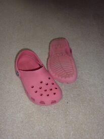 Crocs size 1-3