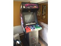 Blasteroids Arcade Game - full working order - must pick up