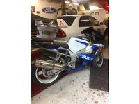 Suzuki gsx-r1000 k2 52 2002 only 19k long mot