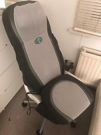 Great Condition!Shiatsu Back And Shoulder Massage Cushion