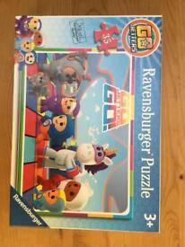Go Jetters puzzle