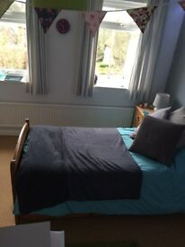 Single Bed - Wooden, second bed (hide away) underneath, Marks & Spencer