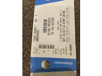 Saw doctors concert ticket - 15 Oct - The Loft