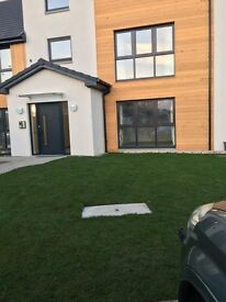 Double Room for rent in new build flat, Forres