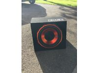 Edge 900w sub and amp