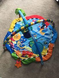 Baby Einstein Rythmn Reef Play Gym