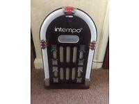 Mini inferno jukebox