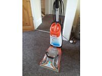 VAX RAPIDE CARPET VACUUM CLENAER AS NEW