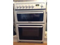 Hotpoint Electric Oven & Grill - White