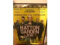 The Hatton garden job dvd