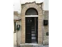 Holiday Home Furnished & Renovated in ITALY Town House with 360 Degree Roof Terrace