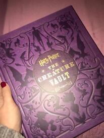 Harry Potter Creature Vault