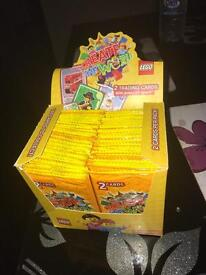 LEGO CARDS BOXED