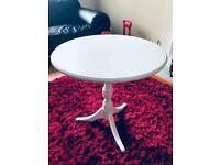 Brand new beautiful white table very sturdy