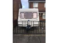 Bailey Ranger 460/2 berth caravan