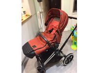 Cybex priam autumn gold