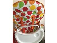 Brand new highchair